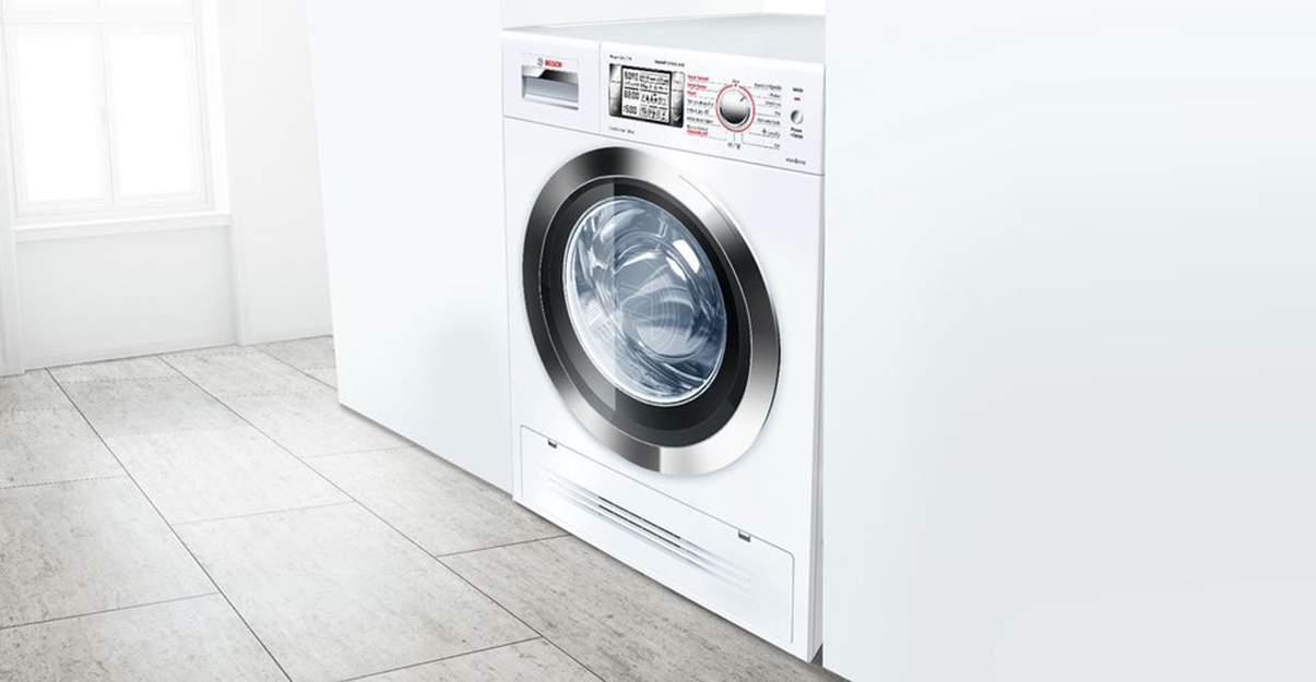 Combiné lave-linge et sèche-linge