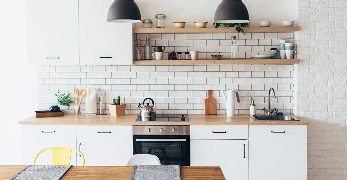 Maison évolutive : la cuisine