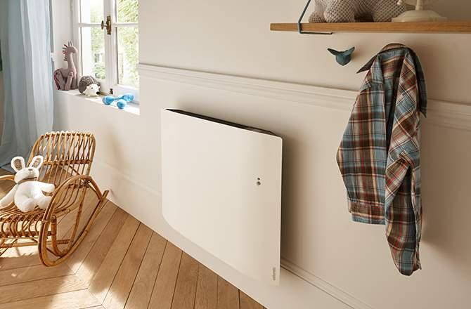 Prime coup de pouce chauffage et radiateur connecté à chaleur douce Divali - ATLANTIC