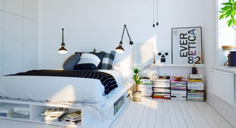 Rangements chambre - Espace loisir