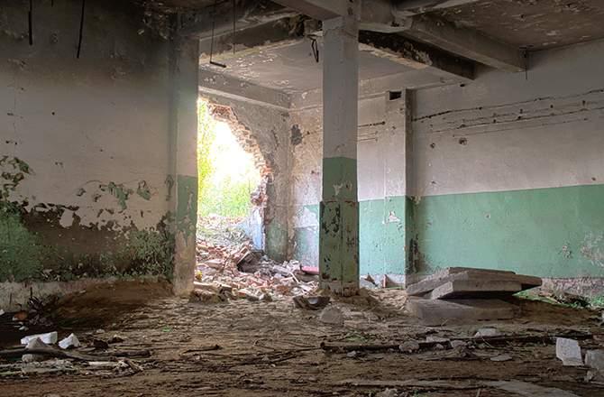 Rénovation lourde: ouverture de mur porteur