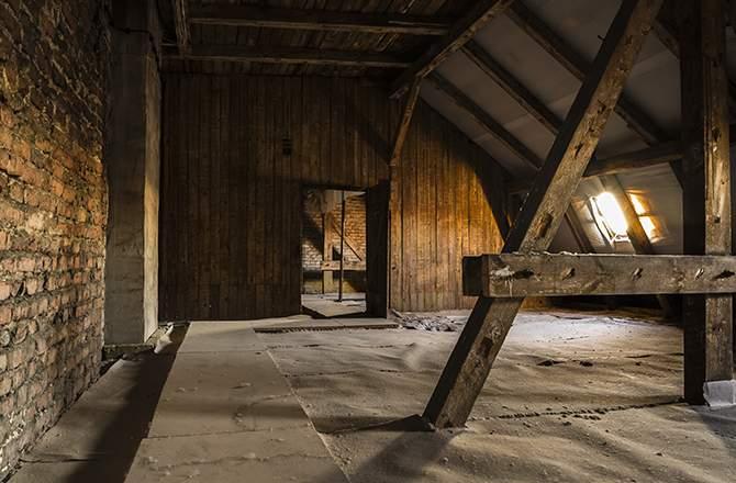 Rénovation lourde: aménagement de combles avec renforcement du plancher