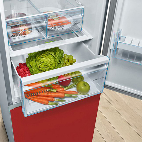 Réfrigérateur combiné VarioStyle