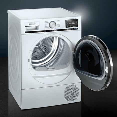Sèche-linge pompe à chaleur 9kg iQ800