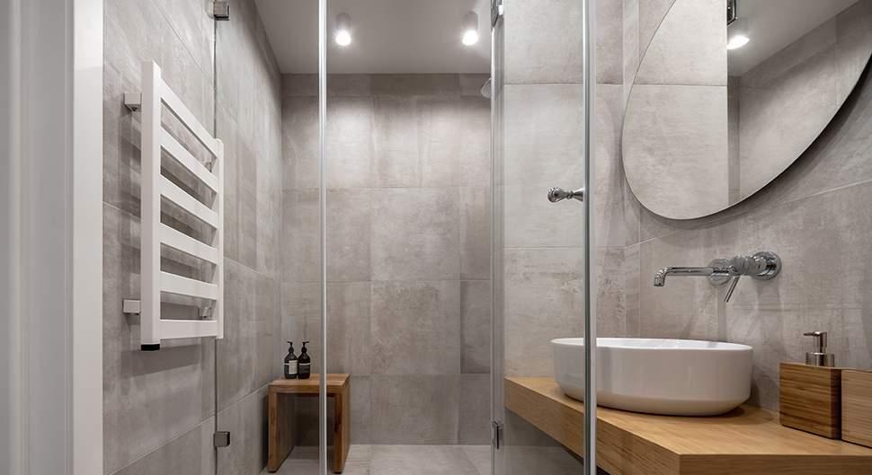 Rénovation d'une salle de bain sans fenêtre