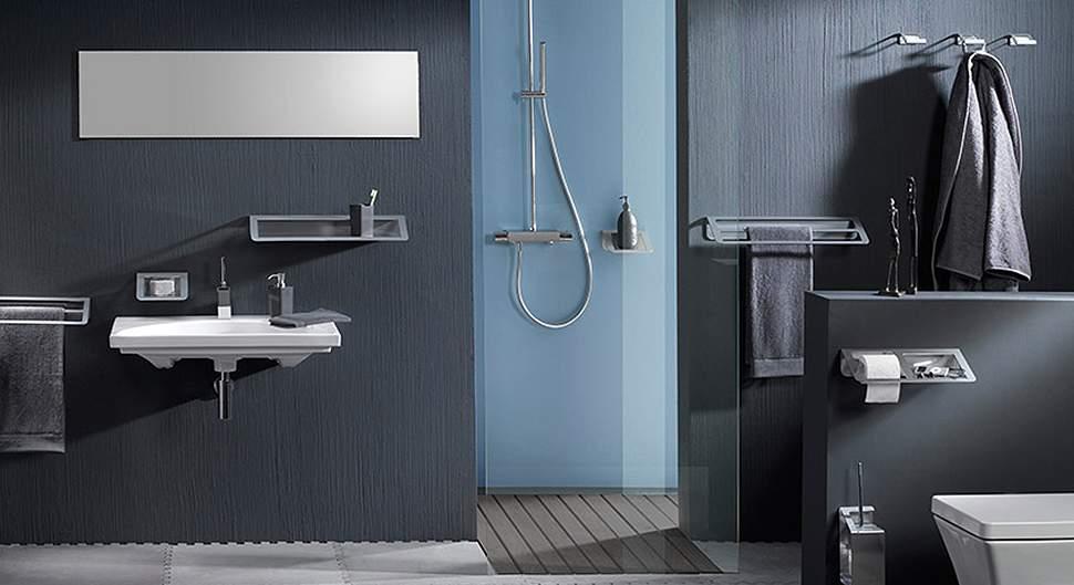 Aménager salle de bains accessible - Accessibilité et sécurité dans la salle de bains