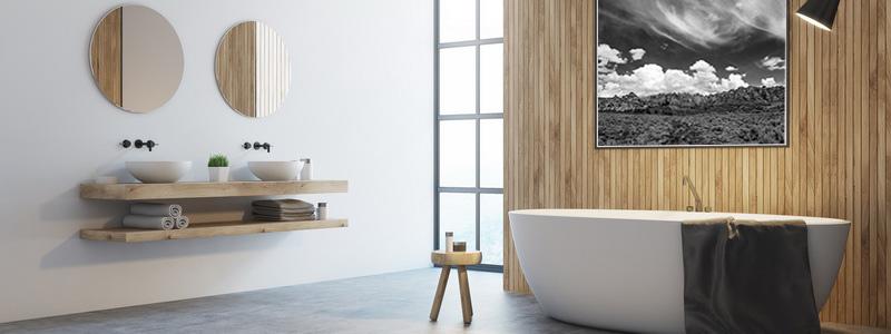 Rénovation de la salle de bain La Maison Saint-Gobain