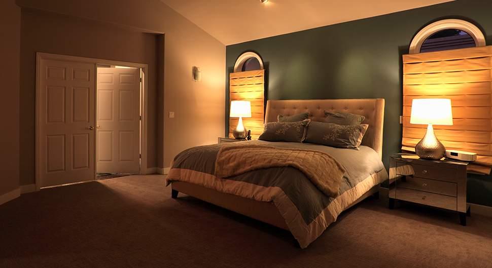 Eclairer chambre - La lumière