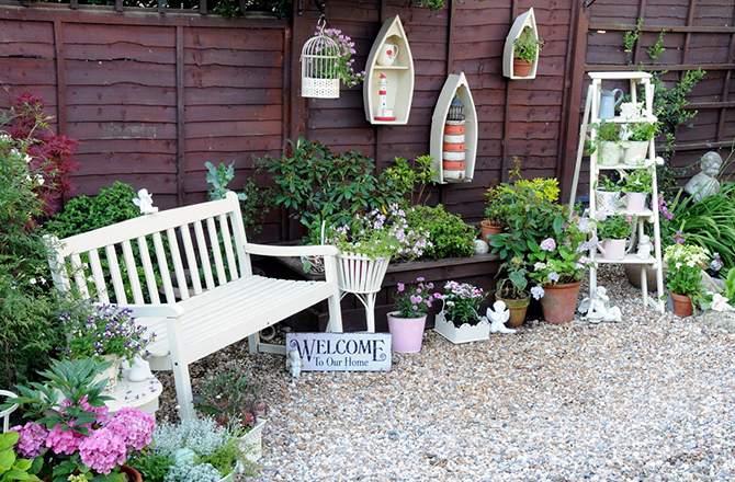 Aménagement d'une terrasse : le vis à vis
