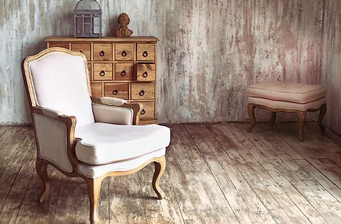 Style Campagne-chic fauteuil La Maison Saint-Gobain