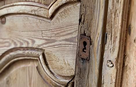 Style Campagne-chic - B comme Bois - La Maison Saint-Gobain
