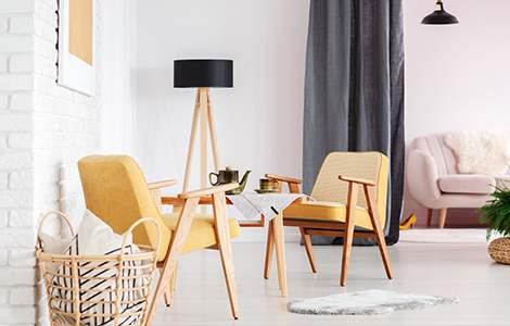 Style vintage - Un pêle-mêle de matières - La Maison Saint-Gobain
