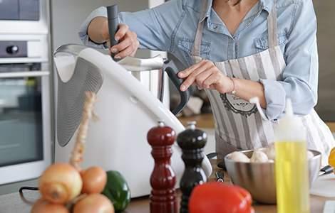 Le robot de cuisine intelligent