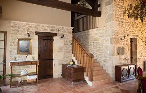 Style Campagne-chic - Veines naturelles - La Maison Saint-Gobain