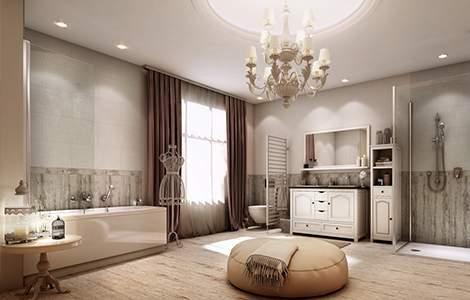 Style Classique-chic - Façon romantique - Saint-Gobain.fr