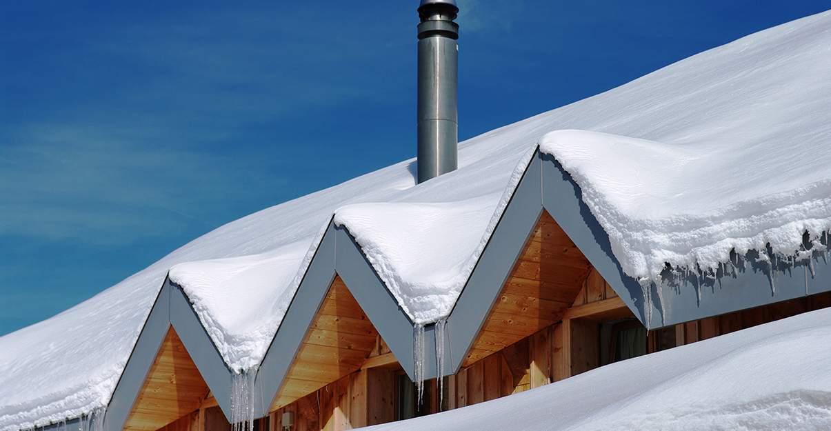 Rénover une maison dans l'est de la France:  la toiture