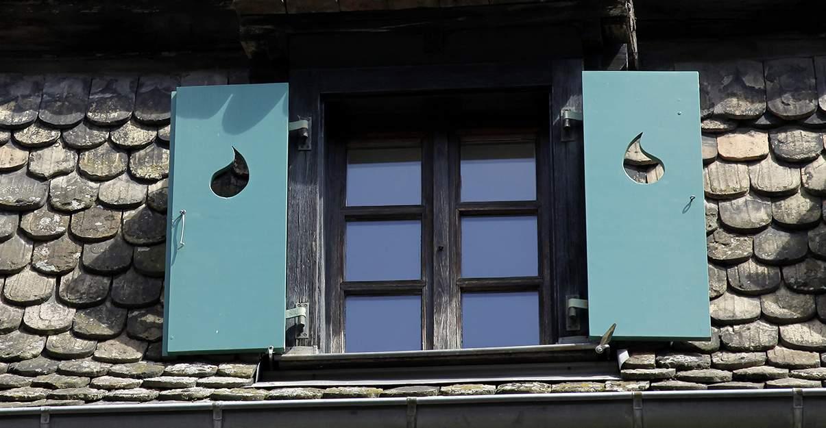 Rénover une maison dans l'est de la France:  le vent