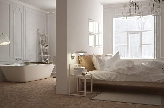 Style Classique-Chic suite parentale - Saint-Gobain.fr
