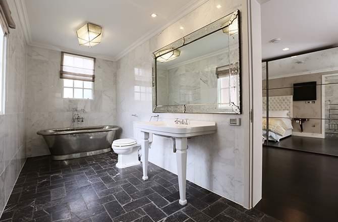 Style Classique-Chic suite salle de bains - Saint-Gobain.fr