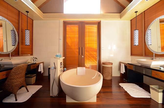 Style Ethnique  salle de bains asiatique - Saint-Gobain.fr