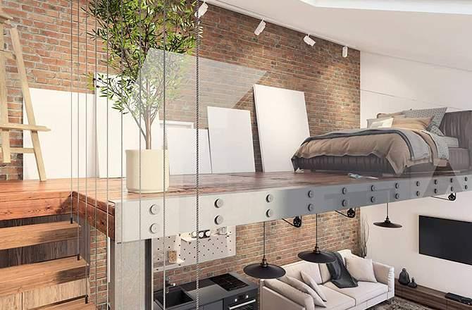 Style Moderne design appart Saint-Gobain.fr