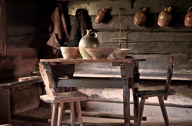 Style Campagne-chic chaises champêtres - La Maison Saint-Gobain