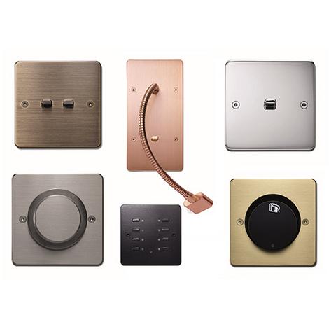 Collection d'appareillages électriques SEQUENCE 5