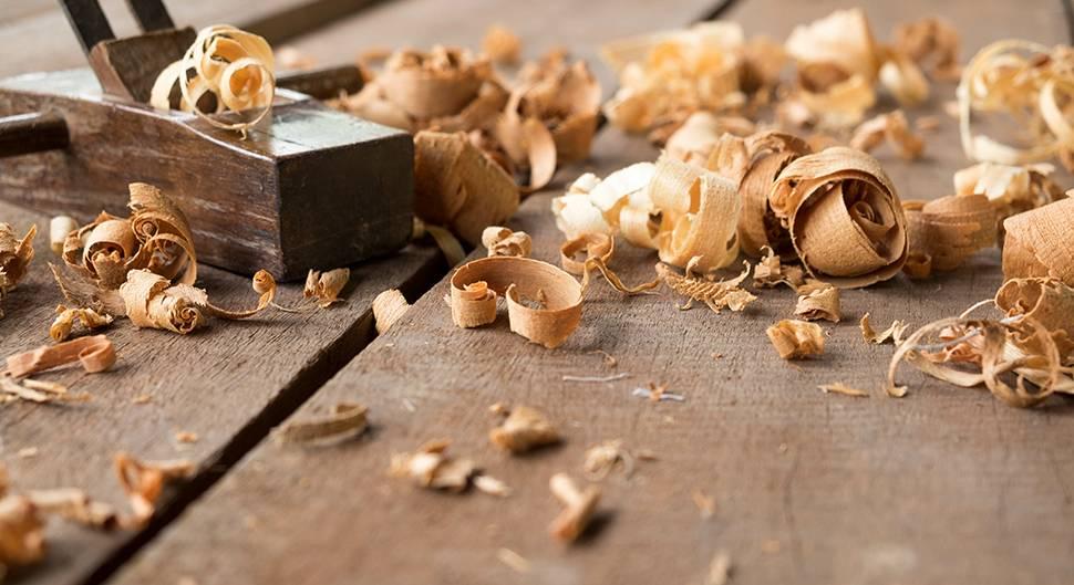 Menuiserie et travail du bois