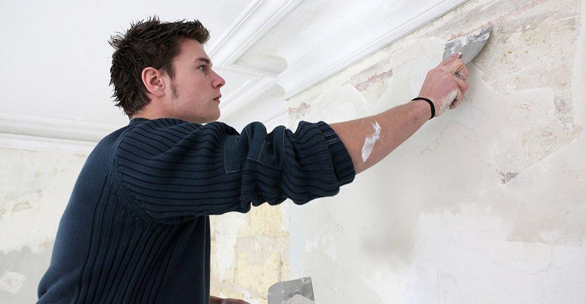 Bien préparer les murs pour une peinture réussie