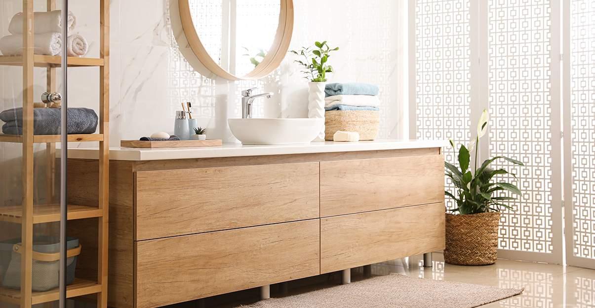 La rénovation de la salle de bains