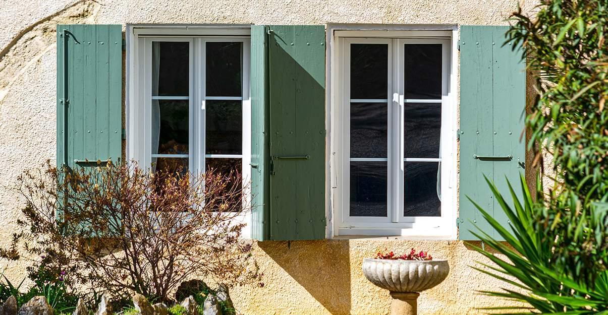 Rénover une maison dans le sud de la France: vent et points singuliers