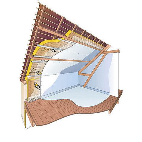 Isolation de la toiture VARIO® CONFORT