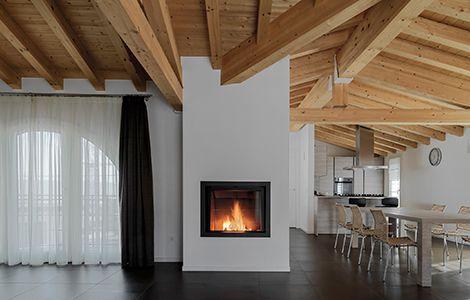 Installer un caisson de cheminée