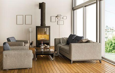 Remplacer sa cheminée par un poêle