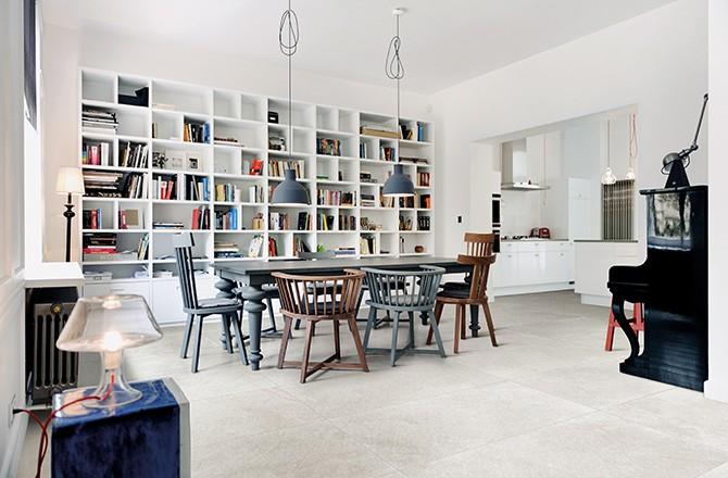 Moderniser un appartement: le carrelage