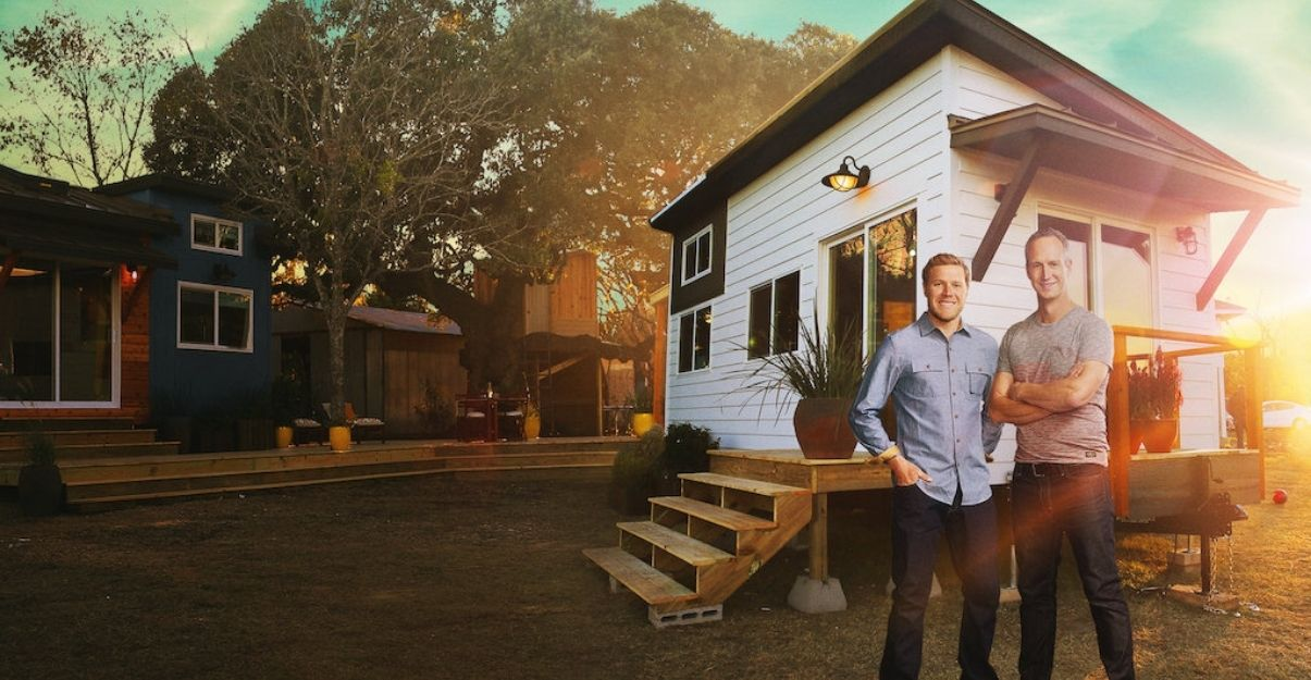 tiny house sur netflix