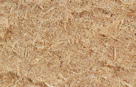 Isolants biosourcés: fibre de bois
