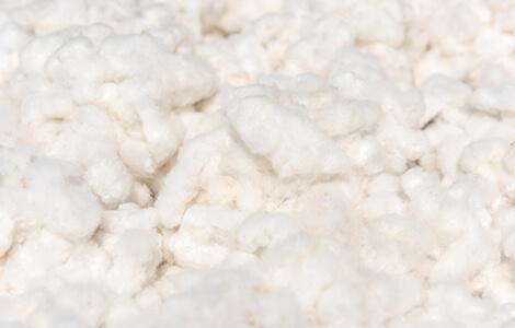 Isolants biosourcés: laine de coton
