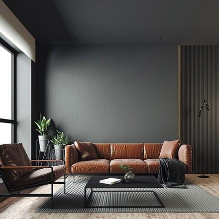 Moderniser un appartement: la peinture