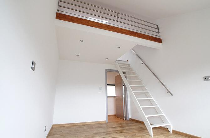 Abaisser un plafond trop haut mezzanine