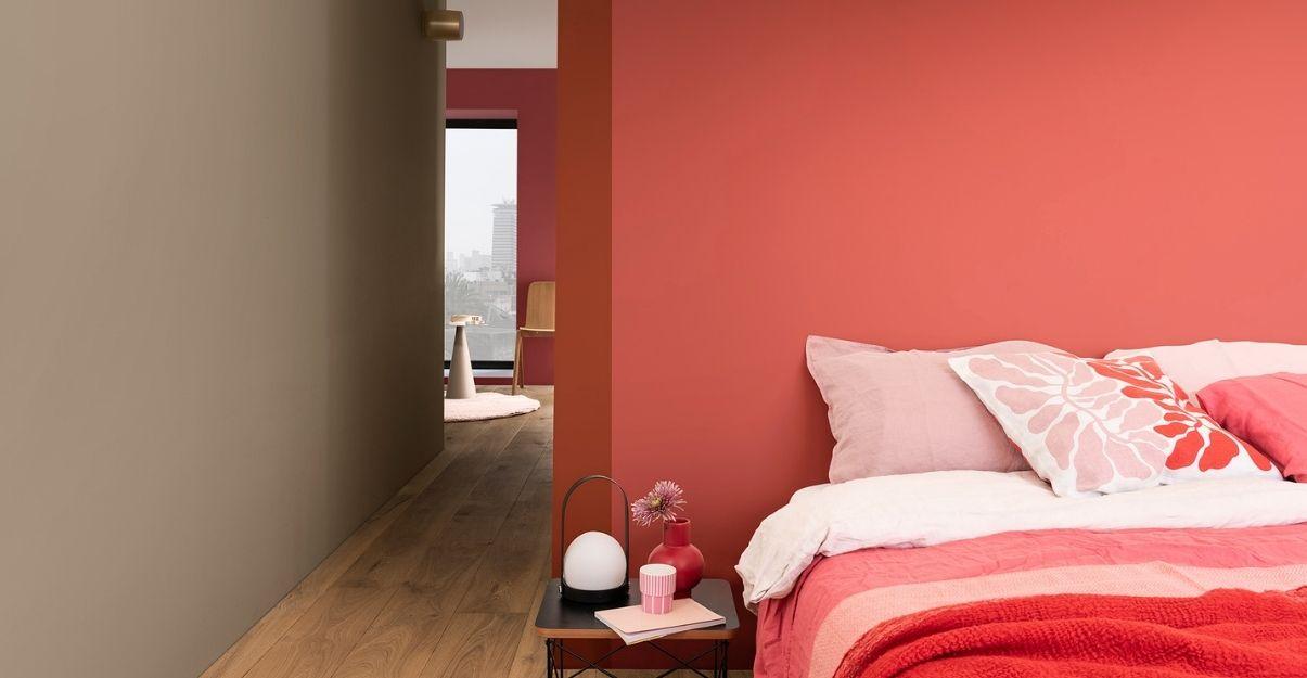 couleur 2021 pour Deluxe Valentine : terre d'argile