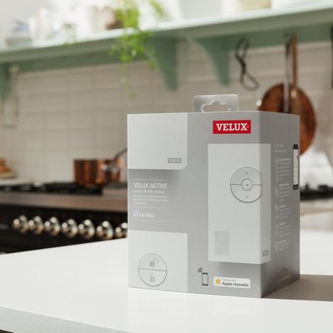 Système de commande intelligent Velux Active