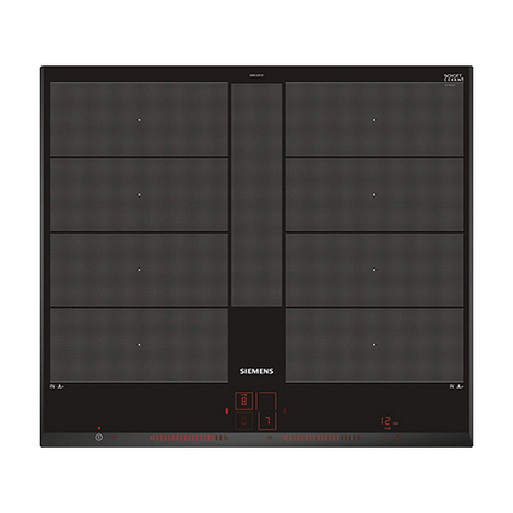 Table à induction iQ700