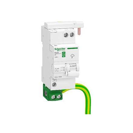 Sécurité électrique: parafoudre