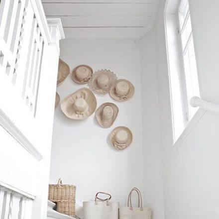 Déco cage d'escalier: collection