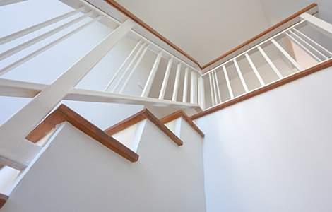 Prix surélévation: l'escalier