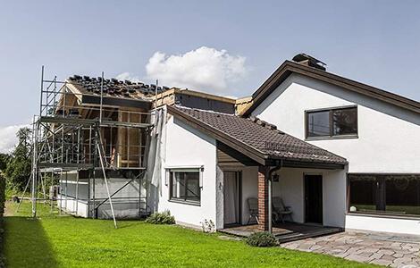 Construire pour agrandir sa maison