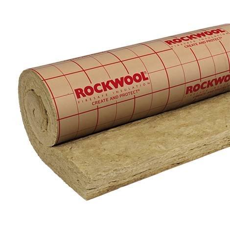 Rouleau isolant Roulrock de Rockwool