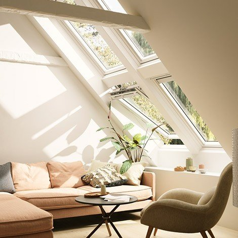 Fenêtre Integra Tout Confort Velux