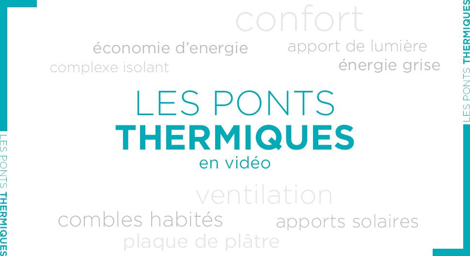 Ponts thermiques:  définition et solutions